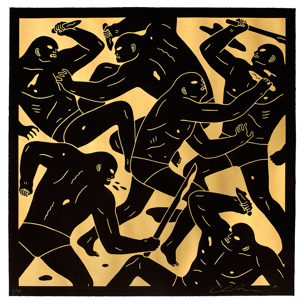 Masters of War (Gold) - Cleo Peterson 2014